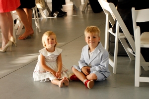 Addison and Cole....... How precious are they??????