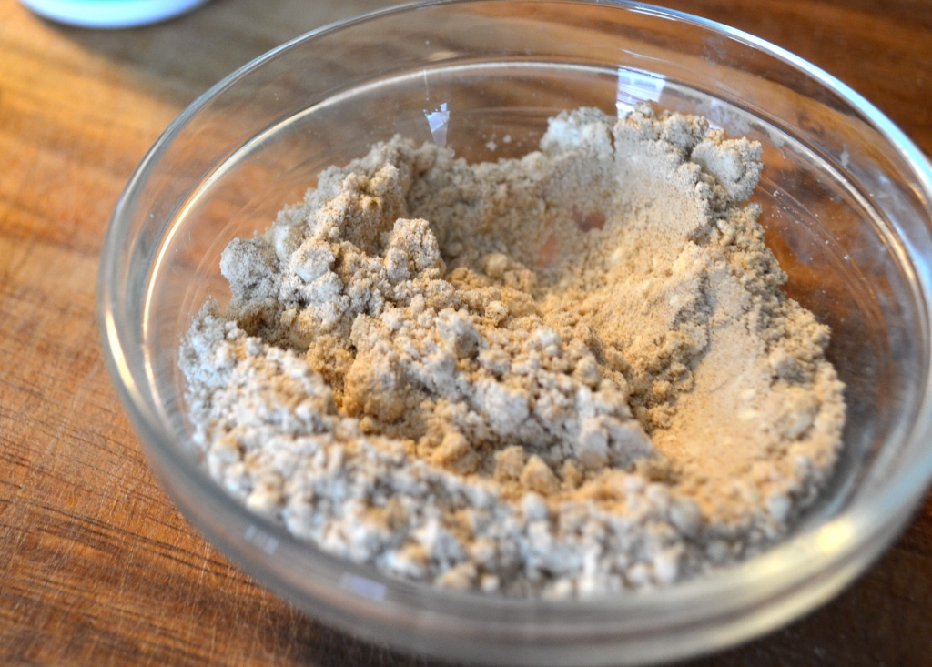 tips for healthy skin, part 6: homemade rice flour and