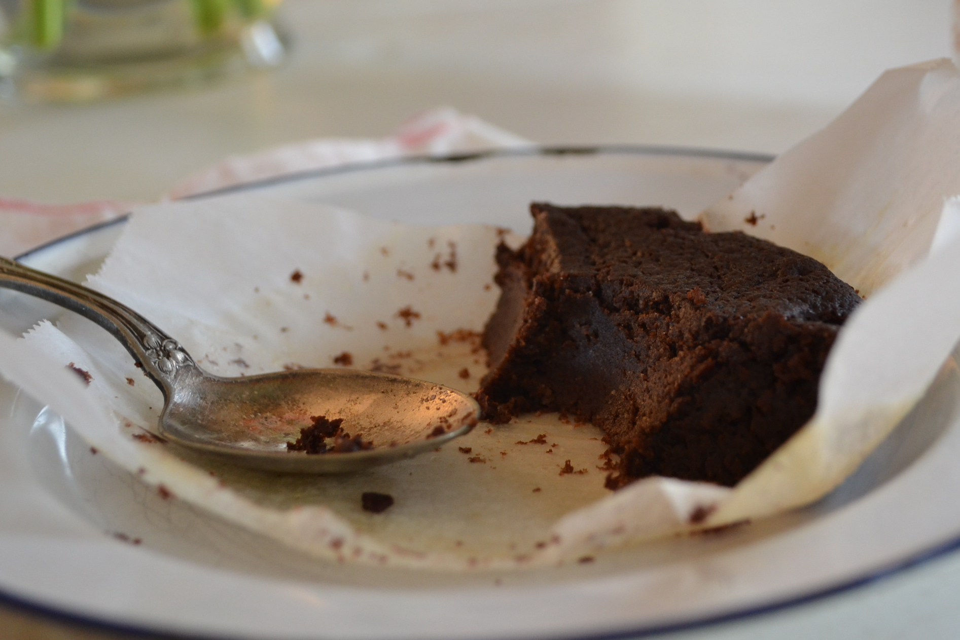 Chocolate Cake for Breakfast, or Why I Love Buckwheat | Tending the ...
